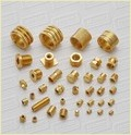 Brass inserts PPR inserts Brass PPR moulding inserts fittings
