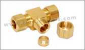 Barbs Compression Fittings